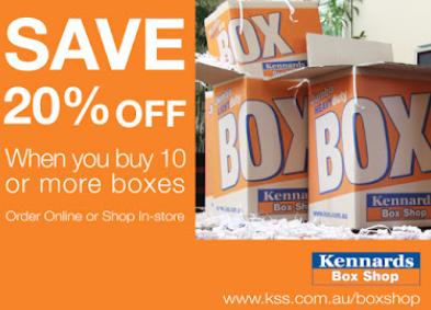 Kennards Boxes